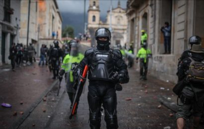 Colombie / La grève générale à Bogota tourne aux actes de violence