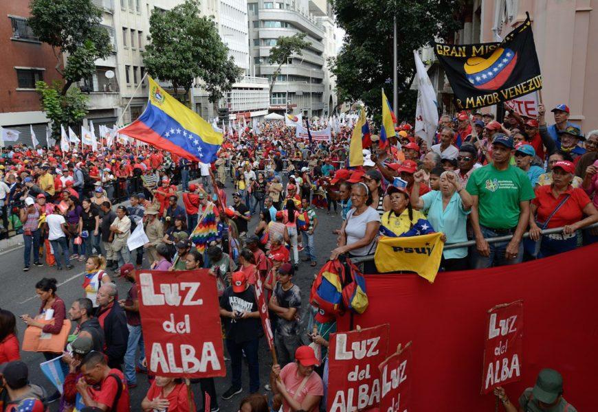 Une autre tentative de coup d'Etat ratée au Venezuela passe inaperçue