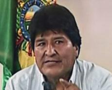 Bolivie / Pressé de toutes parts, Evo Morales annonce sa démission