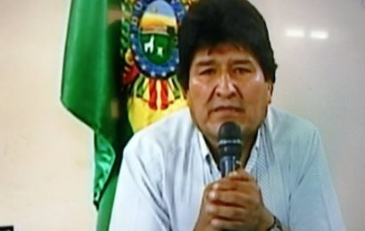 Bolivie / Le Mexique accorde l'asile à Evo Morales