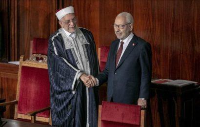 Rached Ghannouchi : De la dissidence à l'exil à la présidence du Parlement tunisien