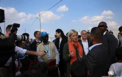 Iraq / L'ONU appelle à un dialogue constructif entre les manifestants et le gouvernement
