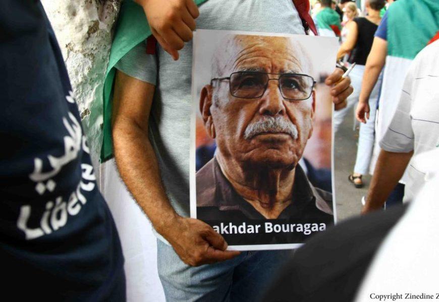 Algérie / Lakhdar Bouregaâ : Représentant d'Honneur du peuple algérien