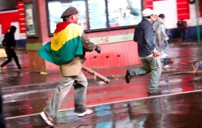 Chaos dans la capitale bolivienne après le «coup d'Etat» dénoncé par Evo Morales