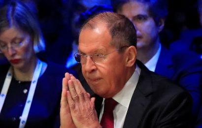 Forum de Paris : Sergueï Lavrov plaide en faveur du multilatéralisme