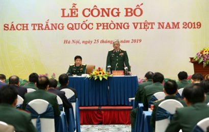 Vietnam / Publication de l'édition 2019 du Livre Blanc sur la défense nationale