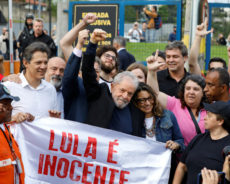 Brésil / L'ex-président Lula est sorti de prison