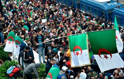 Algérie / Vendredi 38 : Novembre …  jusqu'à la liberté