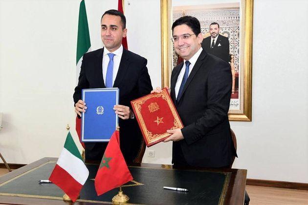 Le Maroc et l'Italie signent un partenariat stratégique