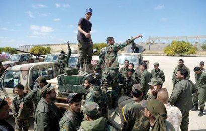 Les mercenaires russes menacent la paix en Libye