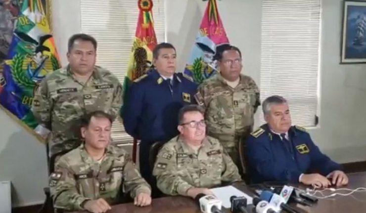 L'Amérique Latine et le retour de la question militaire