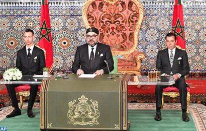 Maroc / Marche verte : le discours du roi Mohammed VI (Texte intégral)