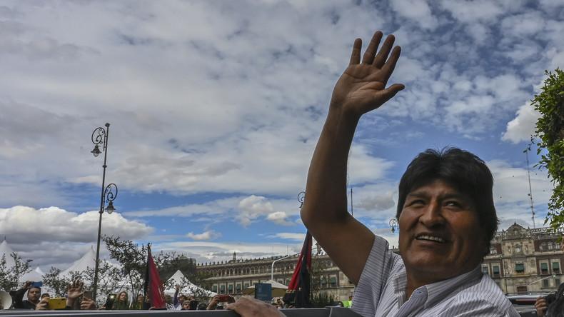 Bolivie / «On s'est libérés du FMI» : Morales dénonce un complot qui vient des Etats-Unis contre sa politique