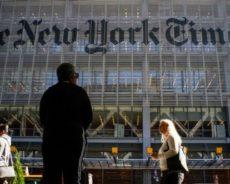 Le New York Times peine à citer ses sources