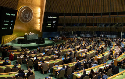 ONU / L'Assemblée générale réitère son opposition à l'embargo imposé à Cuba