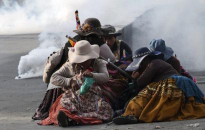 Cinq paysans tués en Bolivie, Evo Morales dénonce un «massacre»