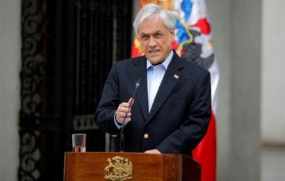 Le président chilien exclut de démissionner, malgré trois semaines de crise sociale