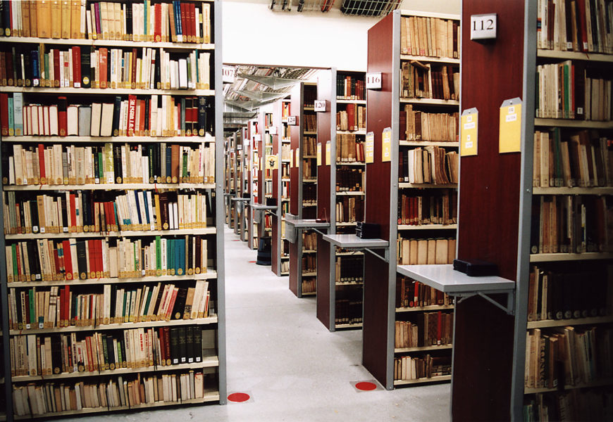 Livres / Bibliothèque Numérique (les matérialistes)
