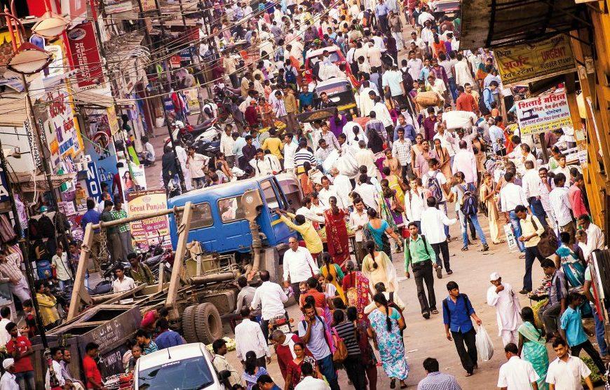 La puissance démographique indienne : quels atouts ? Quels défis ?