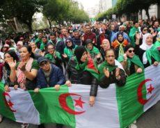 Des capacités de l'intifadha populaire algérienne
