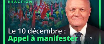 France / UPR : Appel à manifester (grève)