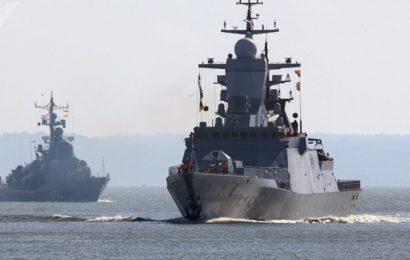 Ceux qui «contrôlent les océans»: The National Interest fait la liste des flottes les plus puissantes