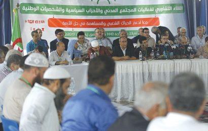 Algérie / Collectif de la société civile pour une transition démocratique : Appel à un «congrès national inclusif»