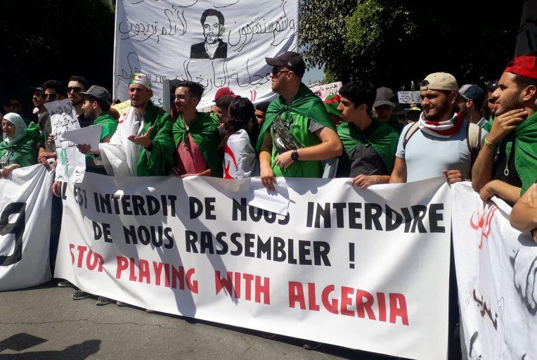 Algérie / « Élites » et peuple : compléter l'inachevé