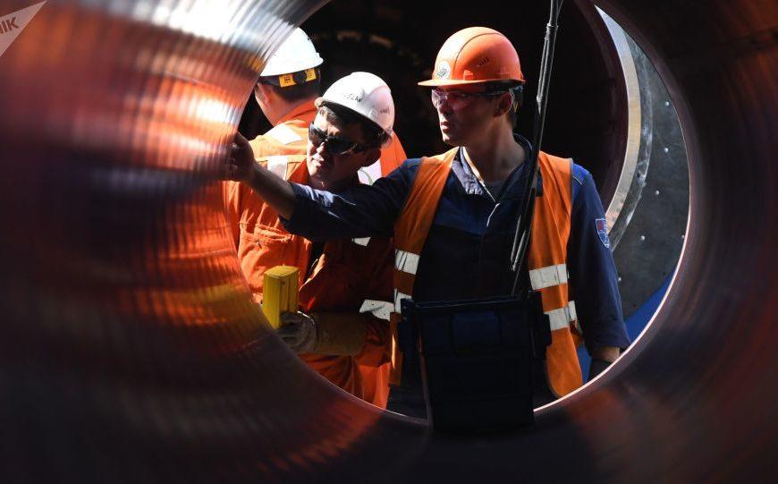 Le Congrès américain vote des sanctions contre le gazoduc russe Nord Stream 2