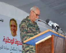 Règlement du conflit au Sahara occidental: le président Ghali dénonce le blocage