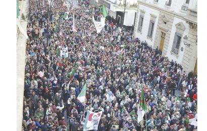 Algérie / 43e vendredi de manifestation: La mobilisation continue