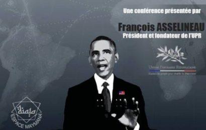 L'influence américaine dans les organisations internationales – Conférence de François Asselineau