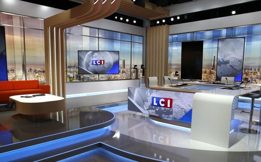LCI tronque un sondage et «oublie» les 20% de Français qui ont de la sympathie pour les grévistes en France – vidéo