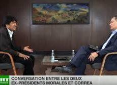 RT / La Grande Interview : Evo Morales (Bolivie)