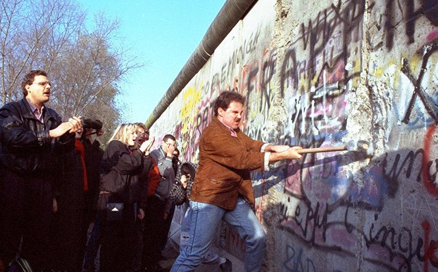Allemagne / Le mur, 30 ans après