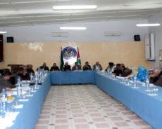 Préparation du congrès du Polisario et détermination à poursuivre la lutte contre l'occupant marocain