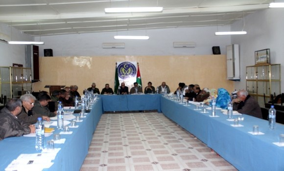 Préparation du congrès du Polisario et détermination à ...