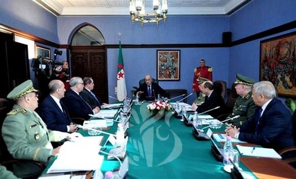 Crise en Libye : l'Algérie réunit en urgence son Haut Conseil de Sécurité