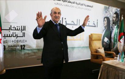 Algérie / Dialogue, constitution, loi électorale: Tebboune dévoile ses priorités