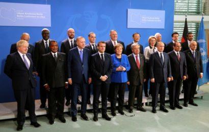 """Les agresseurs garants de la """"souveraineté"""" libyenne"""