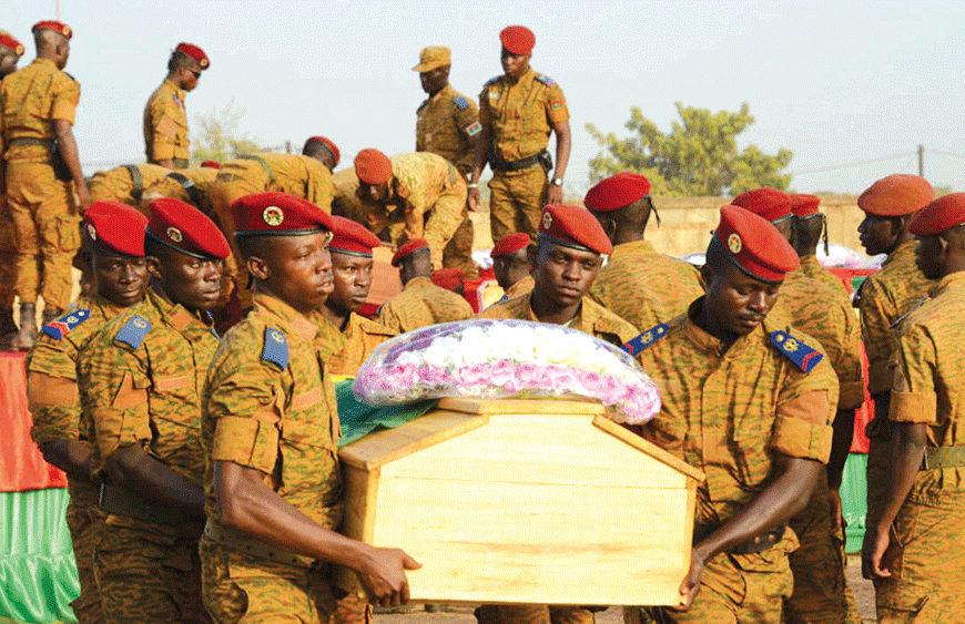Sahel et lac Tchad : Les groupes terroristes sévissent