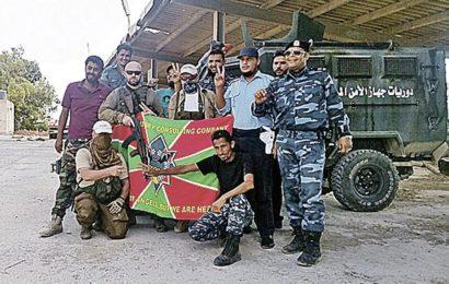 Libye / Officiel de l'armée: les mercenaires russes du groupe Wagner ont commencé à se retirer des lignes de front de Tripoli