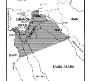 Un plan sioniste contre le monde arabe