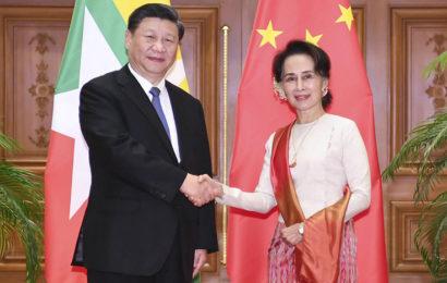 La Chine et le Myanmar pour construire un avenir commun. Qu'y a-t-il pour l'Inde ?