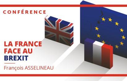 La France face au Brexit – Conférence de François Asselineau dans l'Ain – Janvier 2020