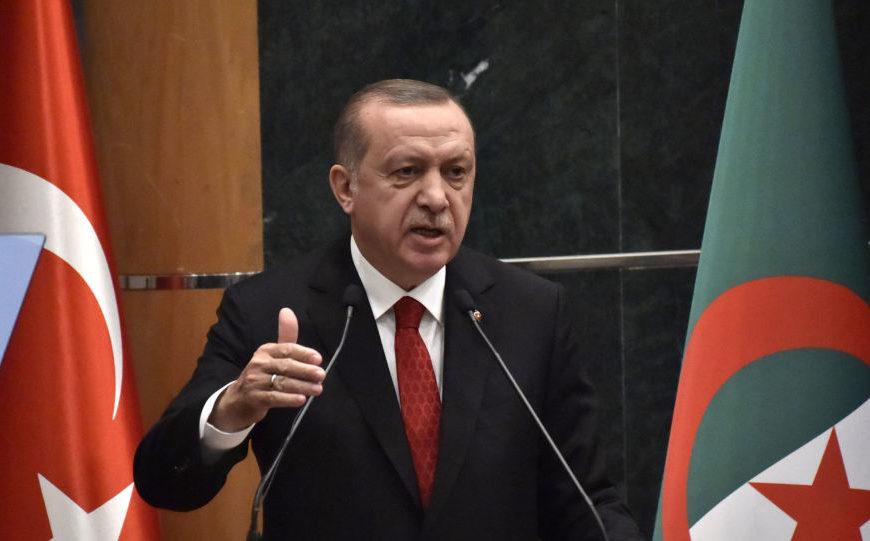 Ce que vient chercher Erdogan à Alger