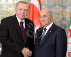 Algérie-Turquie: œuvrer ensemble à la concrétisation des conclusions de la Conférence de Berlin sur la Libye