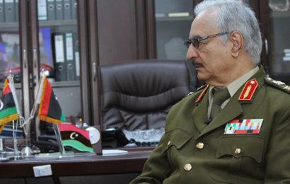 Le Caire propose un cessez-le-feu, dès demain, en Libye : Il faut sauver le soldat Haftar