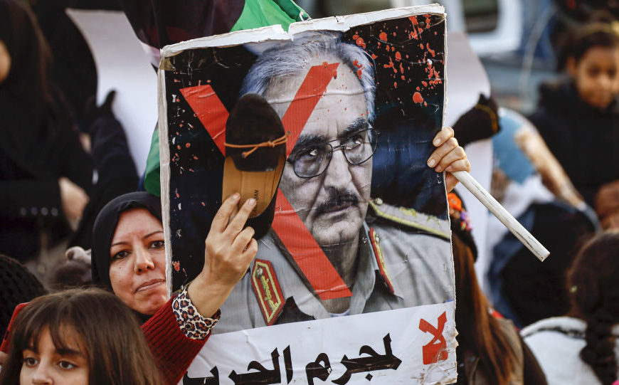 Libye / Ce que risque Haftar en cas d'attaque contre l'Algérie
