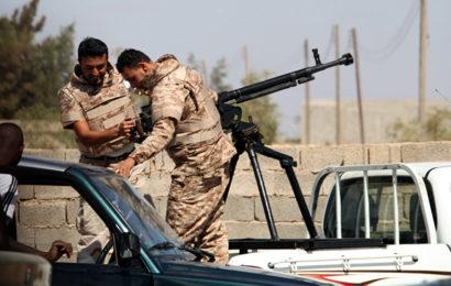 L'Armée nationale libyenne publie des images supposées des armements turques débarqués à Tripoli